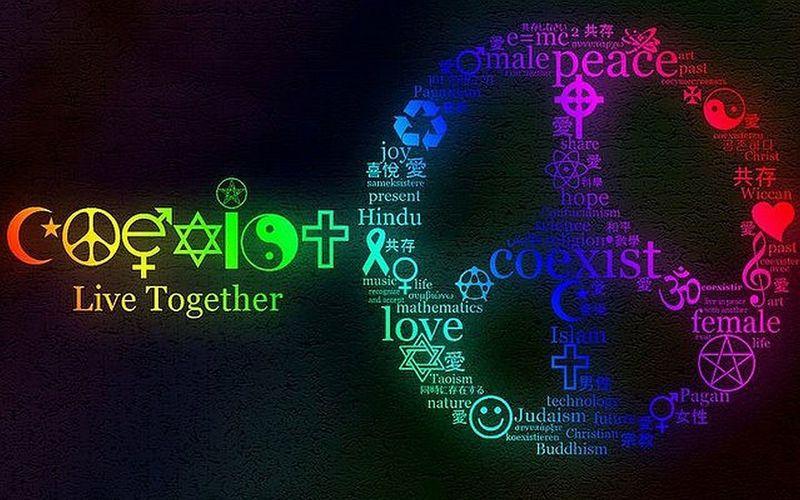 peace Live Together😘 Love ♥ Peace,
