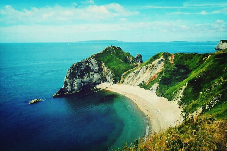 My Best Photo 2014 Durdle Door ❤ Relaxing Taking Photos Enjoying Life