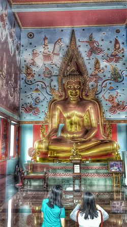 Statue Art Statue Thailand Day EyeEm Gallery Buddha Statue Sky,thailand, Sky First Eyeem Photo