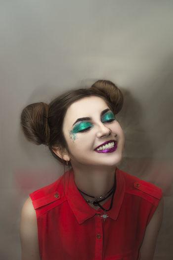 Art Artfoto Makeup Girl Women Make-up