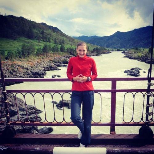 Блин, там очень красиво) Горный_Алотай горы Природа мост ороктойскиймосткрасотапейзажлюблюгорыхочу