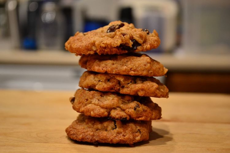 Baked Cookies Food Indulgence No People Ready-to-eat Selective Focus Snack Still Life Handmade For You