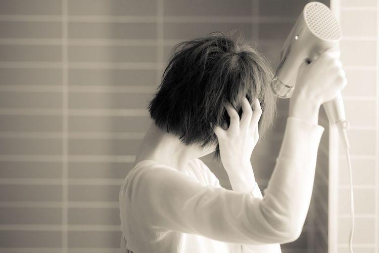 Blackandwhite Photorhythm Hand Hair