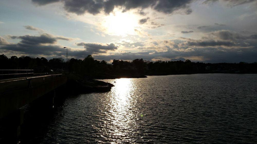 Baltic Sea Småland Sverige No Filters  Oskarshamn I wish you all a nice Saturday night.