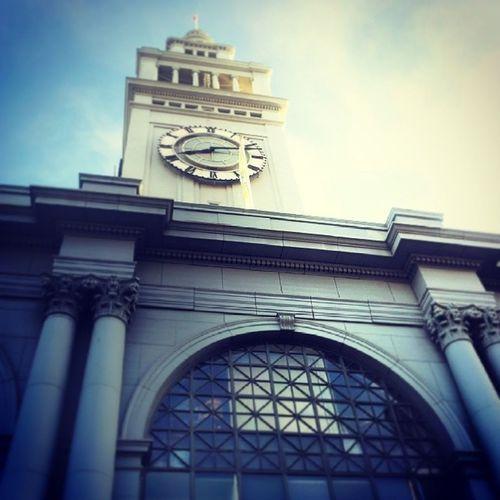 Sanfrancisco SF Sfo Ferrybuilding instagood featuremeinstagood @instagood