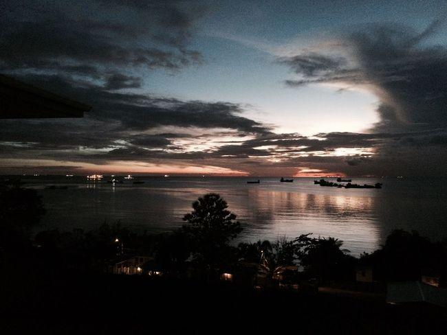 Creative Light And Shadow beautiful dusk San Fernando Trinidad & Tobago