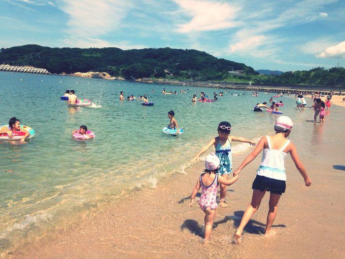 Life Is A Beach Relaxing Enjoy The Sun 25 Days Of Summer