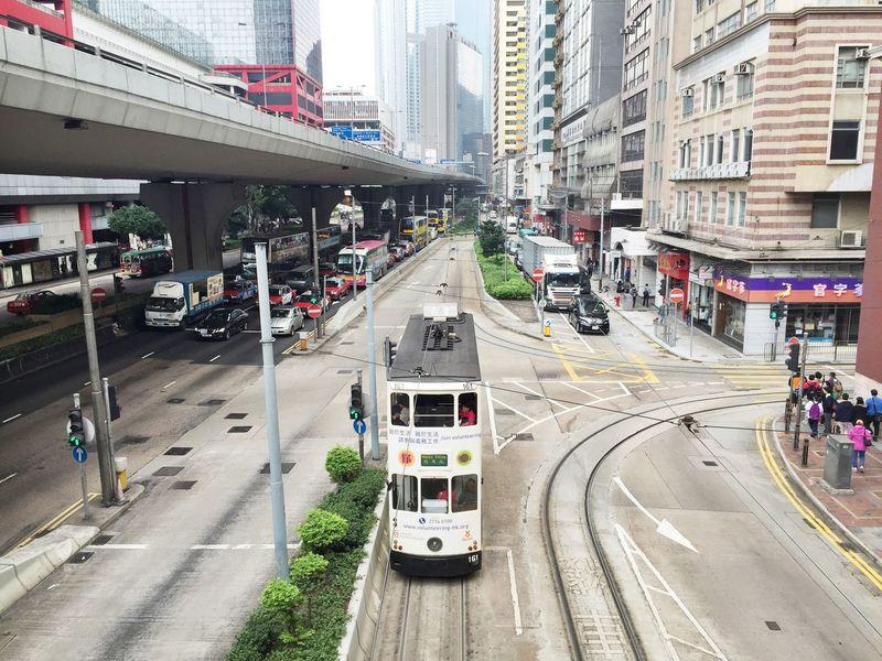 HongKong Hong Kong Hong Kong Island City Cityscape Streets