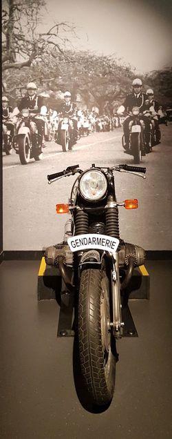 Mode Of Transport La Gendarmerie De Saint Tropez Les Gendarmes A St.Tropez Vintage Motorbike Saint-Tropez Museum