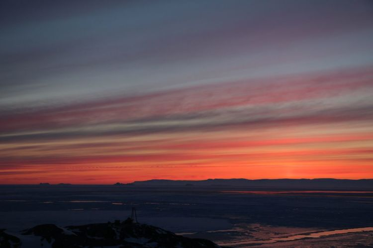 Arctic Circle Beauty In Nature Cloud - Sky Day Greenland Greenland,ilulissat Landscape Nature Nature Photography Nature_collection No People Outdoors Scenics Sky Sunset Sunset Silhouettes Tranquil Scene Tranquility Water