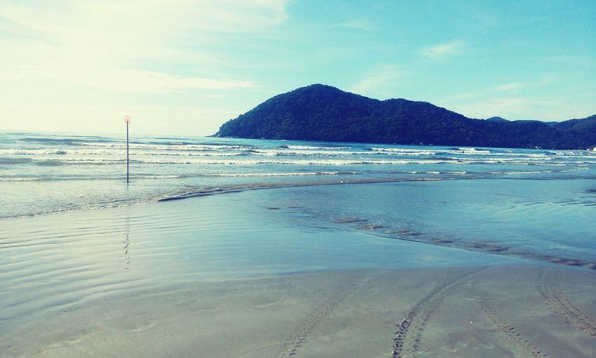 vista linda Beach Water Horizon Over Water First Eyeem Photo