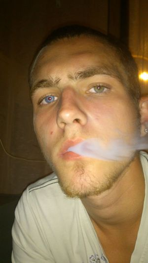 Smoke Time Relaxing Hello World Nightphotography Selfie ✌ Kladno
