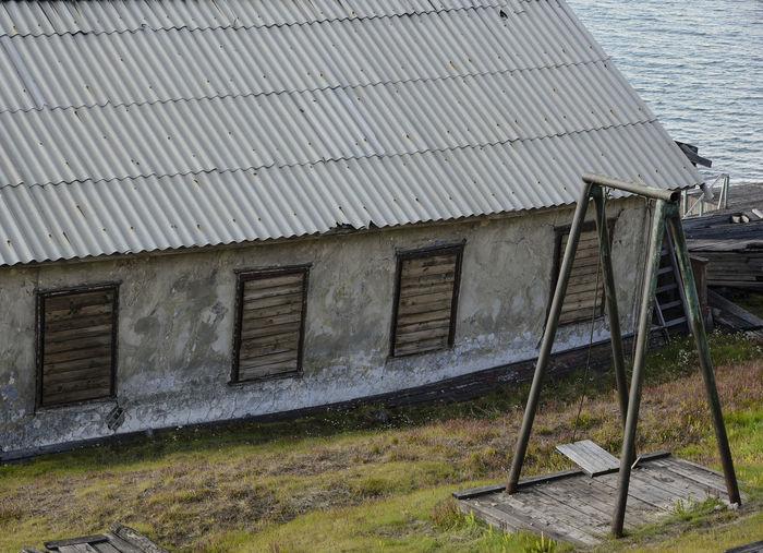 Barentsburg Spistbergen