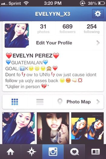 Idont Use This Crap Follow Me On Instaqram Tho