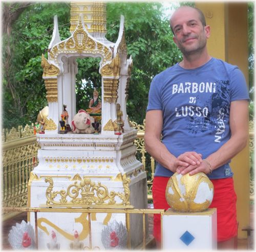 Victor Noc Art 🎱 La Collina Del Budda Thailandia 2015 VicNoc Vittorio Nocente Victor Noc Art Pattaya City VicNoc VittNoc VictorNocArt Artfoto Sfumature Noc Foto Thailandia