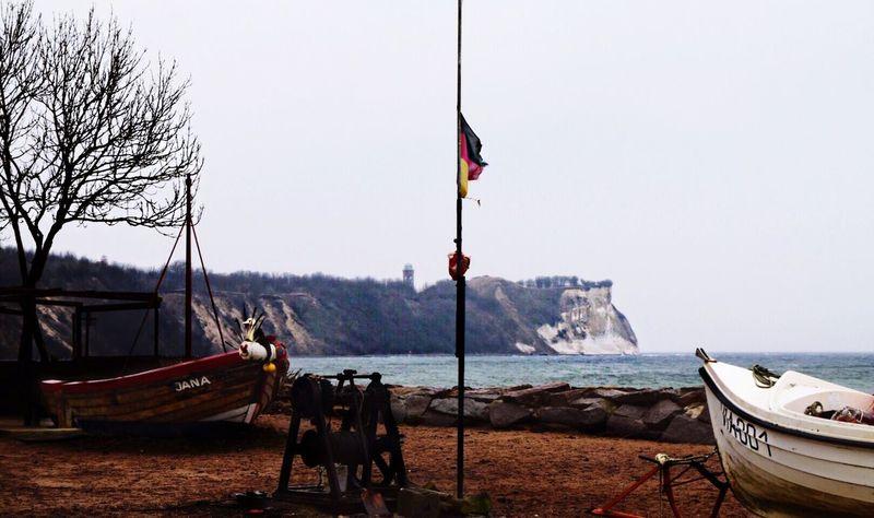 Kap Arkona Taking Photos Kreidefelsen Kreideküste Rügen GERMANY🇩🇪DEUTSCHERLAND@ Entdecken Kälte Rügen Wiek