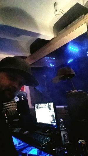 Studio Session Hip Hop Studio Record Label Rap Artist Recording It's Business Time Rap&hiphop Jus Me Rap