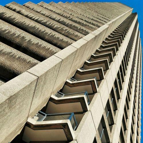The Architect - 2015 EyeEm Awards Barbican Centre Lookingupatbuilding London Lookingup