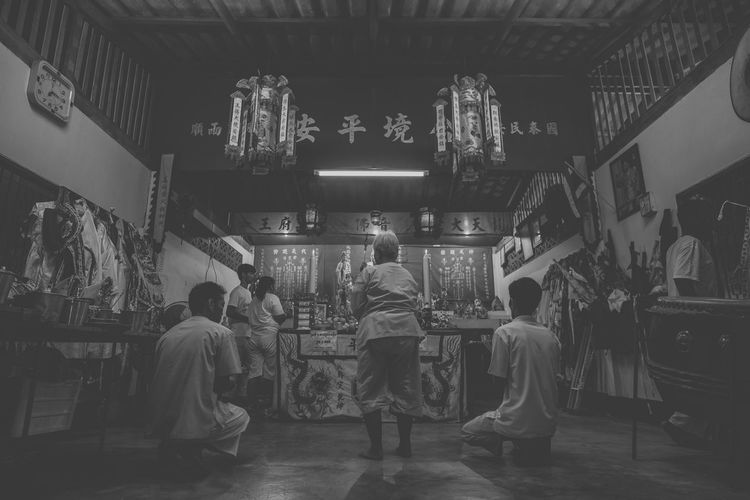 Shrine Group Of People Real People Men Women Adult Architecture Indoors  Lifestyles Crowd People Built Structure Group Belief Religion Place Of Worship Spirituality Leisure Activity Building Retail  Consumerism