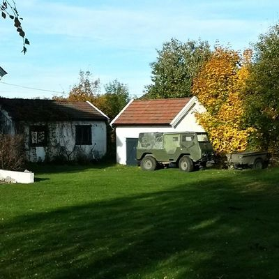 Ilovenorway Ilovenorway_akershus Follo  Worldunion wu_norway autumn høst volvo jeep army hæren 4×4 4wd b20
