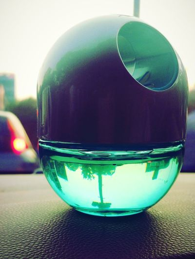 Upside Down World Car Air Freshener 😚