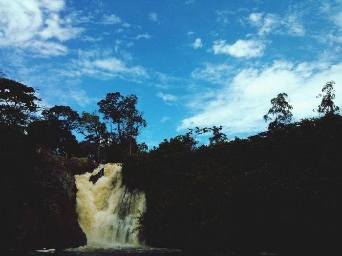 Ssezibwa Falls,