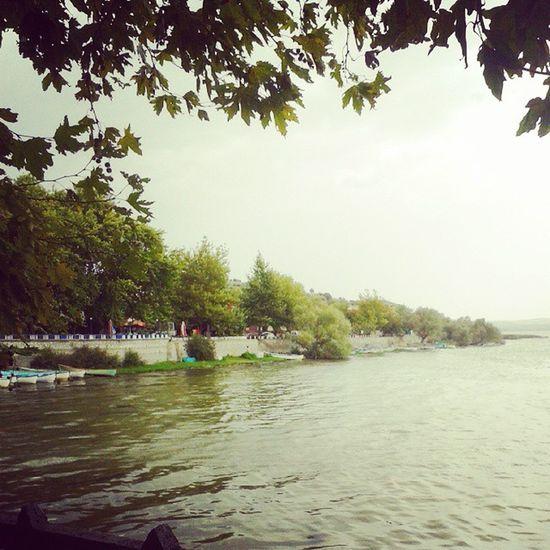 GÖLYAZI apolyont Fall Lake UlubatGölü vessel tea Breakfast karacabey bursa bestoftheday tuesday manzara