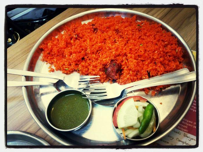 beef sindhu biriyani! Foodforfoodies Indianfood Yummy!! Food Porn