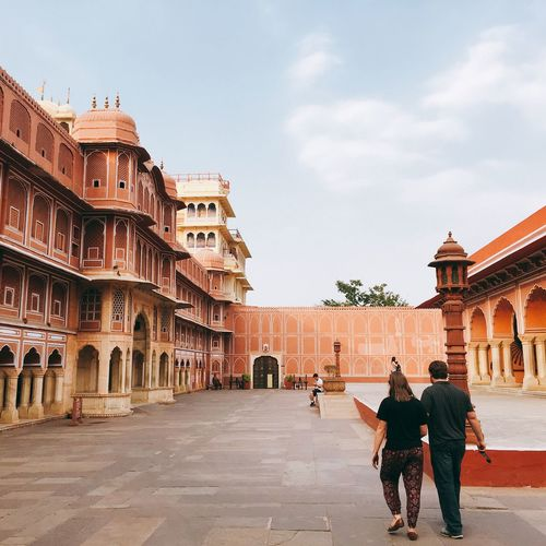Adult Adults Only Castle Citypalace Day India Outdoors People Streetphotography