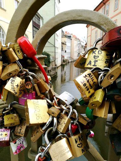 Praha Iloveprague Wishesanddreams Locksoflove IWish