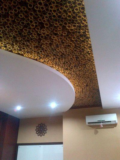 Bamboo Ceiling Design office design Architecture Interior Design Designbuild Mydesign