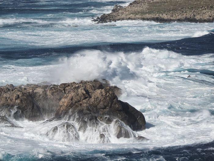 Rough sea EyeEm