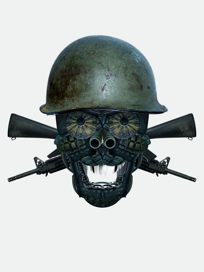 against war refugees terrorism arm industry Arm Industry Civil War Conflict Dead Death Grenade Knife Metal Mine No War Refugees Rifle Skull Skulls And Bones Soldier Terror Terrorism War Weapon Weapons White Background