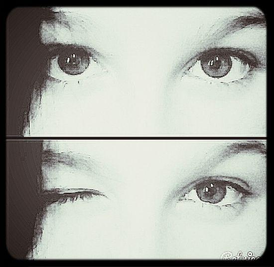 Все говорят что у меня красивые глаза*__* ахаха...да вы гоните;D ржунемогу