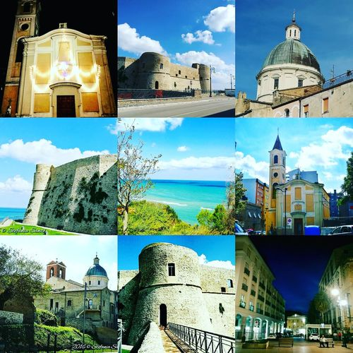 My City Is Beautiful My Favorite Place Italybeauty Italianplaces Italianplace Ortona Abruzzo, Italia Abruzzo - Italy