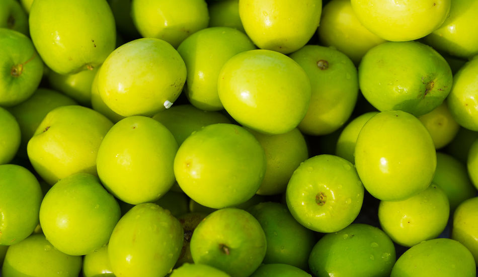 Abundance Backgrounds Close-up Day Food Food And Drink Freshness Fruit Full Frame Green Color Healthy Eating Large Group Of Objects No People Outdoors Retail  Supermarket Thai Fruits