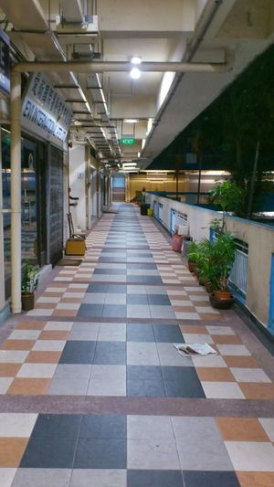 Singapore- Chin Swee Road housing estate SonyEricssonST18i Mobilephotography Nightphotography