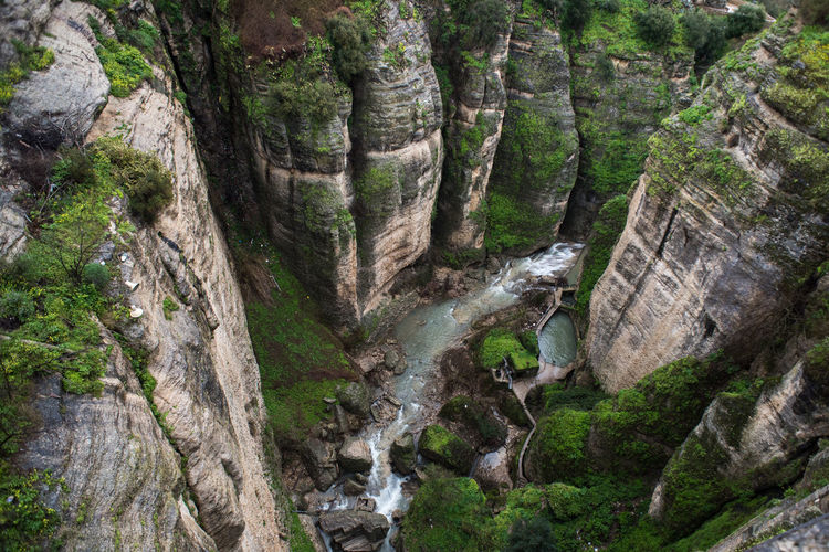 Canyon Flowing