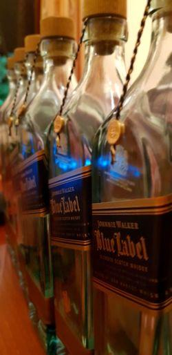blue label today Johnniewalker Blue Label Bottle Label