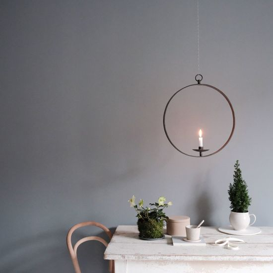Cosy Home Grey Wall Thonet Nordic Scandinavian Interior Scandinavian Design Advent Interior Candle Indoors  Table No People Vase Home Interior Illuminated Flower