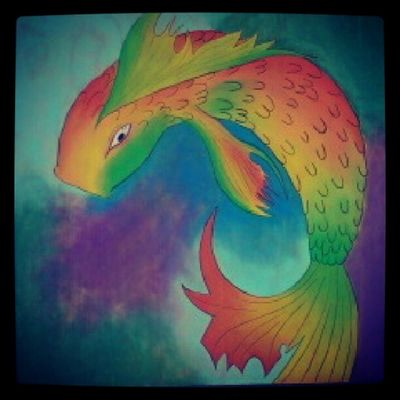 I think we should've at least placed. Art Color Fish