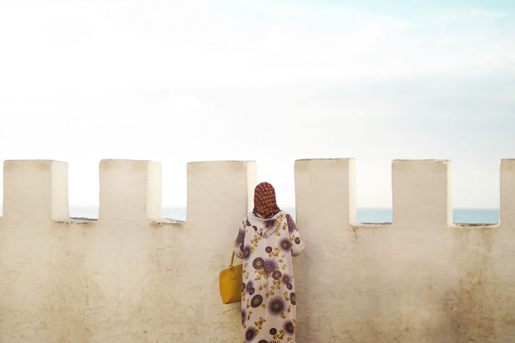 Architecture Assilah Day Marruecos Morocco Muslim No People Outdoors Sea Sky Fresh on Market 2017 Women Around The World The Street Photographer - 2017 EyeEm Awards The Portraitist - 2017 EyeEm Awards Colour Your Horizn International Women's Day 2019
