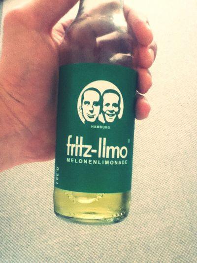Refreshing Lemonade Softdrink Fritzlimo