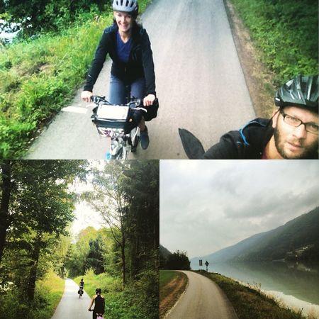 Donauradweg Biketour