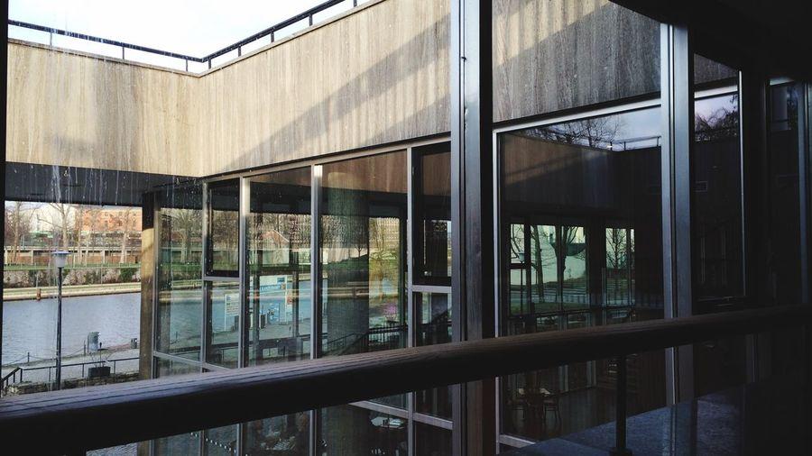 Postcubism Lerone-frames Corners Cold Modernity The Empty Center