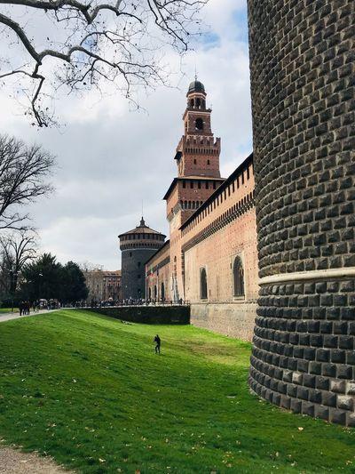Milan Built