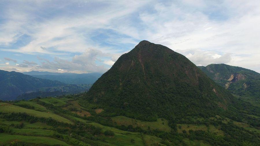 Rhgdrone DJI Inspire 1 Mountain Peak Non-urban Scene Mountain