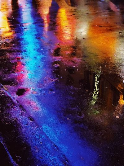 Ground Rainy