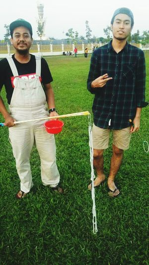 Taman Jubli Emas With Syed Zikrie Playing Ballon Check This Out Enjoying Life