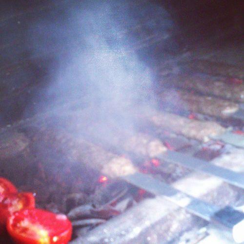 Pamador Komir Kabab Kooooobide Filan bisar دست پخت خودم :|
